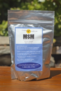 MSM Powder 1 lb.