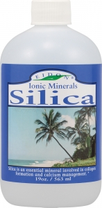 Silica Ionic Mineral