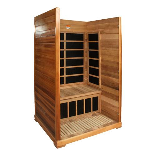 home deluxe sauna