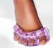 Yoga Toes purple
