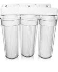 External Triple Housing for Pre-Filter Cartridge