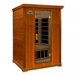 Deluxe 2 person Infrared Sauna Cedar