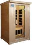 Deluxe 2 person Infared Sauna Hemlock