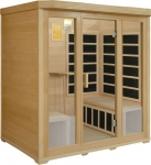 Basic 4 Person Infrared Sauna