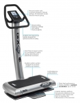 DKN Xg10 Pro Whole Body Vibration trainer