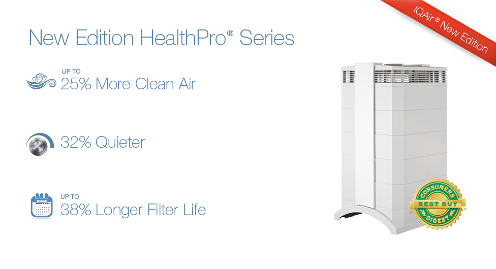 IQ Air New Editions HealthPro