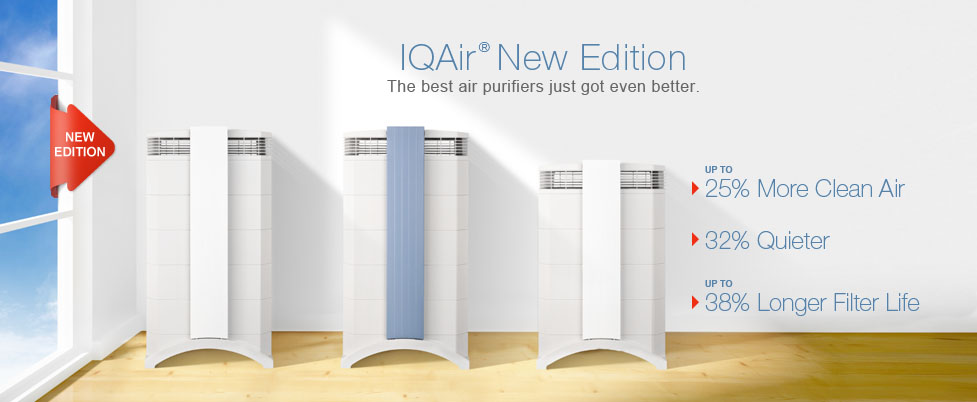 IQ Air New Editions